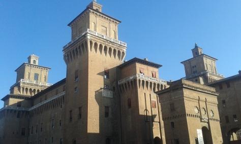 Ferrara.17 12 2017, Borrelli Romano foto